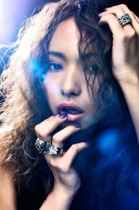 Model/Mari Inoue (CovergirlEntertaiment) Make-up & Stylist/Chieko Nakagaki : Sayori Kuroda (MAKELAND) Photographer & Retoucher/Kazuaki Shimadzu (DZU sTuDio)