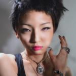 Model/Chiro Kuramoto (CovergirlEntertaiment) Make-up & Stylist/Chieko Nakagaki : Sayori Kuroda (MAKELAND) Photographer & Retoucher/Kazuaki Shimadzu (DZU sTuDio)