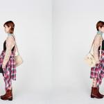 Photographer : Shimadzu Kazuaki ; Stylist : Sakamoto Eri;Model : Sakamoto Eri