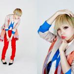 Photographer : Matsuda Risa;Stylist : Sakemi Yuuhi;Model : Fujikawa Chihiro
