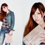 Photographer : Yamamoto Mami;Stylist : Ueda Masami;Model : Ueda Masami