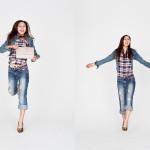 Photographer : Sunagawa Ayana;Stylist : Ueda Masami;Model :Komatu Mizuki