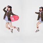 Photographer : Yamamoto Mami;Stylist : Fujikawa Chihiro;Model : Miyagawa Jyuri