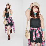 Photographer : Takada Yuugi;Stylist : Sakamoto Eri;Model : Suenaga Narumi
