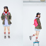 Photographer : Sunagawa Ayana;Stylist : Fujikawa Chihiro;Model : Miyagawa Jyuri