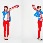 Photographer : Sunagawa Ayana;Stylist : Sakemi Yuuhi;Model : Matuzaki Mio