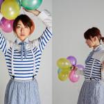 Photographer : Kase Ai;Stylist : Katuki Momoko;Model :