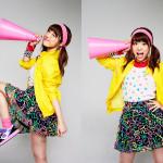 Photographer : Kase Ai;Stylist : Sakamoto Eri;Model : Suenaga Narumi