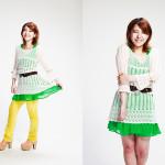 Photographer : Matsuda Risa;Stylist : Katuki Momoko;Model : Katuki Momoko