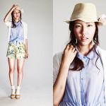 Photographer : Matsuda Risa;Stylist : Katuki Momoko;Model :  Komatu Mizuki