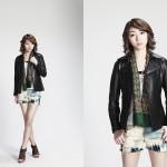 Photographer : Yamamoto Mami;Stylist : Fujikawa Chihiro;Model : Matsuzaki Mio