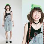 Photographer : Yamamoto Mami;Stylist :      ;Model : Miyakawa Juri
