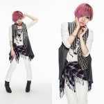Photographer : Matsuda Risa;Stylist :  ;Model : Fujikawa Chihiro