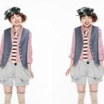 Photographer : Matsuda Risa;Stylist :  ;Model : Miyakawa Juri