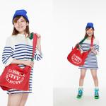 Photographer : Yanagi Chiharu;Stylist : Sakamoto Eri;Model : Sakamoto Eri
