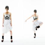 Photographer : Matsuda Risa;Design : Fuji Yayoi ; Stylist : Fuji Yayoi;Model : Suenaga Narumi