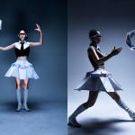 Photographer : Matsuda Risa;Design : Fuji Yayoi ; Stylist : Fuji Yayoi;Model : Komatu Miduki