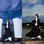 Photographer : Matsuda Risa;Design : Fuji Yayoi ; Stylist : Fuji Yayoi;Model : Matuzaki Mio