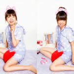 Photographer : Kase Ai;Stylist : Fujikawa Chihiro;Model :  Miyakawa Juri