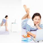 Photographer : ;Stylist : Sakemi Yuuhi;Model : Komatu Miduki