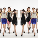Photographer : Matsuda Risa;Stylist : ;Model : Suenaga Narumi ; Komatu Miduki ; Matuzaki Mio ; Miyakawa Juri ;