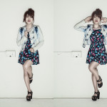 Photographer : Matsuda Risa;Stylist : ;Model :  Suenaga Narumi