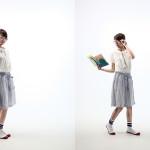 Photographer : Kase Ai;Stylist : ;Model : Matuzaki Mio