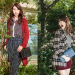 Photographer : Kase Ai;Stylist : ;Model : Komatu Miduki ; Suenaga Narumi