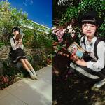 Photographer : Kase Ai;Stylist : ;Model :  Miyakawa Juri