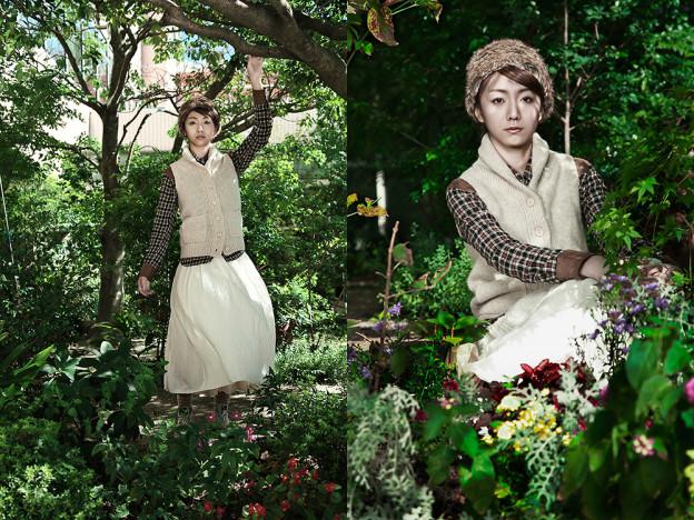 Photographer : Matsuda Risa;Design :  ; Stylist : ;Model : Matuzaki Mio