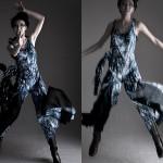 Photographer : Shimadzu;Design :  Fuji Yayoi  ; Stylist : ;Model : Model : Matuzaki Mio