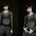 Photographer : Shimadzu;Design :  ; Stylist : Matsuda Risa;Model : Matuzaki Mio