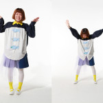 Photographer : Higashi Misaki;Design : Ishii Mio :  Stylist ; Higashi Misaki;Model :  Ichida Ai