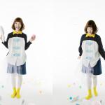 Photographer : Cyou ;Design : Ishii Mio :  Stylist ; Ichida Ai ; Satou Taiki ; Tanaka Natsuki ; Higashi Misaki ; Yamada Mao;Model : Hirai Marie