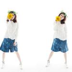 Photographer : Cyou ;Design : Katou Miho :  Stylist ; Ichida Ai ; Satou Taiki ; Tanaka Natsuki ; Higashi Misaki ; Yamada Mao;Model : Hidaka Misaki