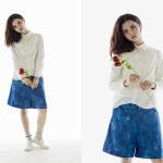 Photographer : Izawa Ryou;Design : Katou Miho :  Stylist ; Ichida Ai ; Satou Taiki ; Tanaka Natsuki ; Higashi Misaki ; Yamada Mao;Model : Hidaka Misaki