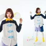 Photographer : Takemura Akira;Design : Ishii Mio :  Stylist ; Ichida Ai ; Satou Taiki ; Tanaka Natsuki ; Higashi Misaki ; Yamada Mao;Model : Hirai Marie