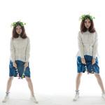 Photographer : Takemura Akira;Design : Katou Miho :  Stylist ; Ichida Ai ; Satou Taiki ; Tanaka Natsuki ; Higashi Misaki ; Yamada Mao;Model : Hidaka Misaki