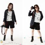Photographer : Cyou ;Design : Kato Miho :  Stylist : Ichida Ai ; Satou Taiki ; Tanaka Natsuki ; Higashi Misaki ; Yamada Mao;Model : Sakai Mizuki