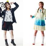 Photographer : Izawa Ryou;Design : Kato Miho ; Ishi Mio :  Stylist : Ichida Ai ; Satou Taiki ; Tanaka Natsuki ; Higashi Misaki ; Yamada Mao;Model : Sakai Mizuki ; Ishimaru Kana