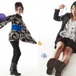 Photographer : Takemura Akira;Design : Yoshinaga Yuya ; Kato Miho :  Stylist : Ichida Ai ; Satou Taiki ; Tanaka Natsuki ; Higashi Misaki ; Yamada Mao;Model : Hidaka Misaki ; Sakai Mizuki