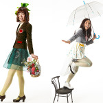 Photographer : Cyou ;Design : Hanada Mai ; Turuta Ayumi :  Stylist : Ichida Ai ; Satou Taiki ; Tanaka Natsuki ; Higashi Misaki ; Yamada Mao;Model : Hirai Marie ; Ishimaru Kana