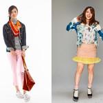 Photographer : Iida Runa : Stylist : Satou Taiki ;Tanaka Natsuki : Model : Hidaka Misaki ; Sakai Mizuki