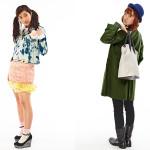 Photographer : Izawa Ryou : Stylist : Tanaka Natsuki ; Satou Taiki : Model : Ishimaru Kana ; Hirai Marie