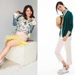 Photographer : Takemura Akira : Stylist : Tanaka Natsuki ; Ichida Ai Model : Sakai Mizuki ; Hidaka Misaki