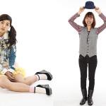 Photographer : Todoroki Chihiro  :  Stylist : Satou Taiki ; Tanaka Natsuki ;Model : Ishimaru Kana ; Hirai Marie