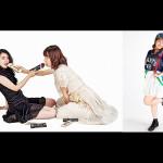 Photographer : Takemura Akira . Stylist:Yamada Mao;Satou Taiki . Model : Hidaka Misaki;Hirai Marie;Sakai Mizuki