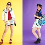 Photographer : Iida Runa : Stylist : Ichida Ai;Satou Taiki : Model : Ishimaru Kana ; Sakai Mizuki