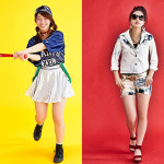 Photographer : Izawa Ryou . Stylist : Satou Taiki ;Ichida Ai . Model : Sakai Mizuki;Ishimaru Kana