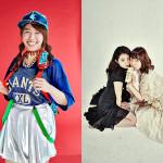 Photographer : Todoroki Chiro . Stylist:Satou Taiki;Yamada Mao . Model : Ishimaru Kana;Hidaka Misaki;Hirai Marie